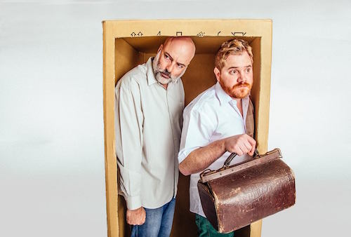 Two Guys in a Box