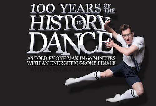 100 Years Of The History Of Dance...