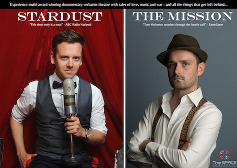 Stardust / The Mission (double bill)